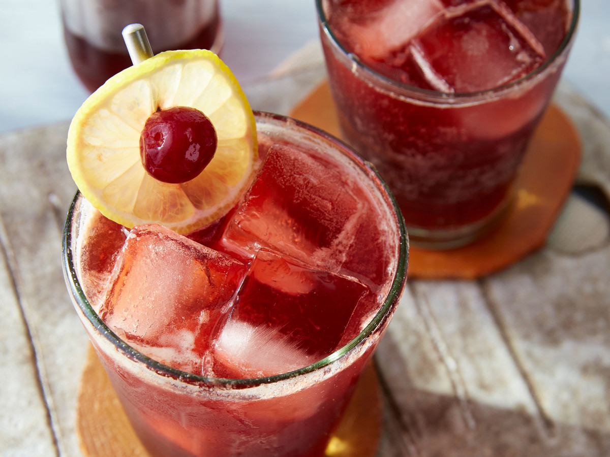 Cherry Bourbon Cheerwine