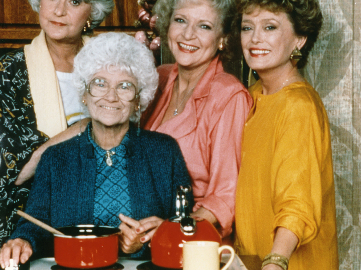 The Golden Girls  sc 1 st  Southern Living & 16 Things You Didnu0027t Know About The Golden Girls - Southern Living