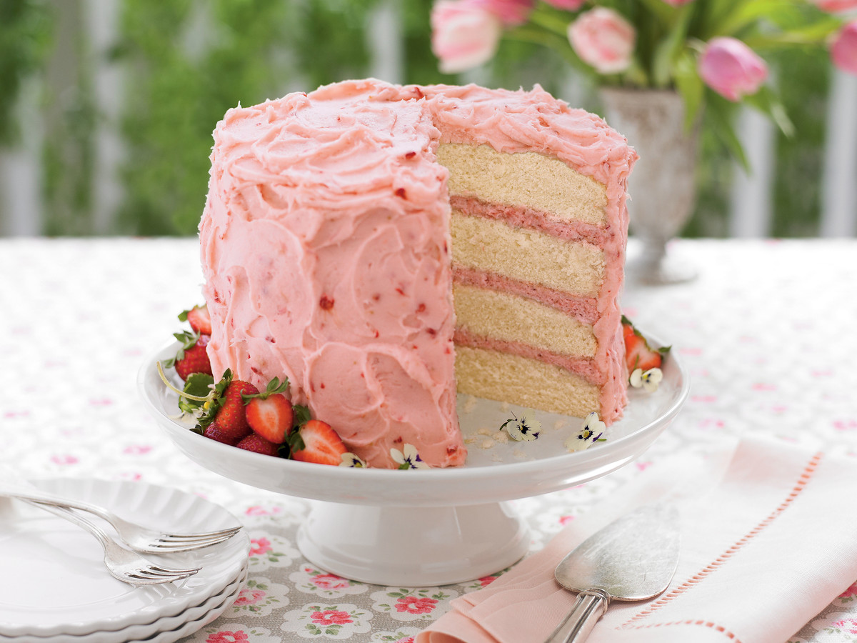 10 Cakes to Serve at Your Grandmother\'s Next Birthday Party ...