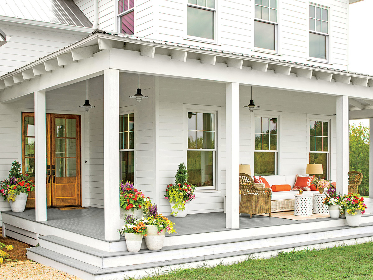 Before And After Porch Makeovers That You Need To See To Believe   Southern  Living