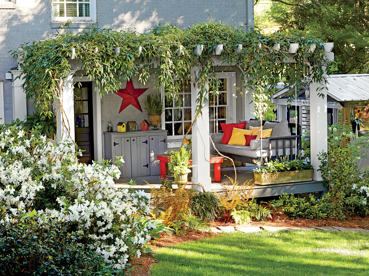 landscaping ideas - front yard  u0026 backyard