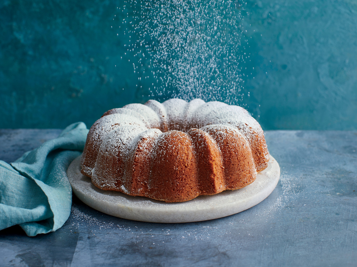 Classic Southern Pound Cake