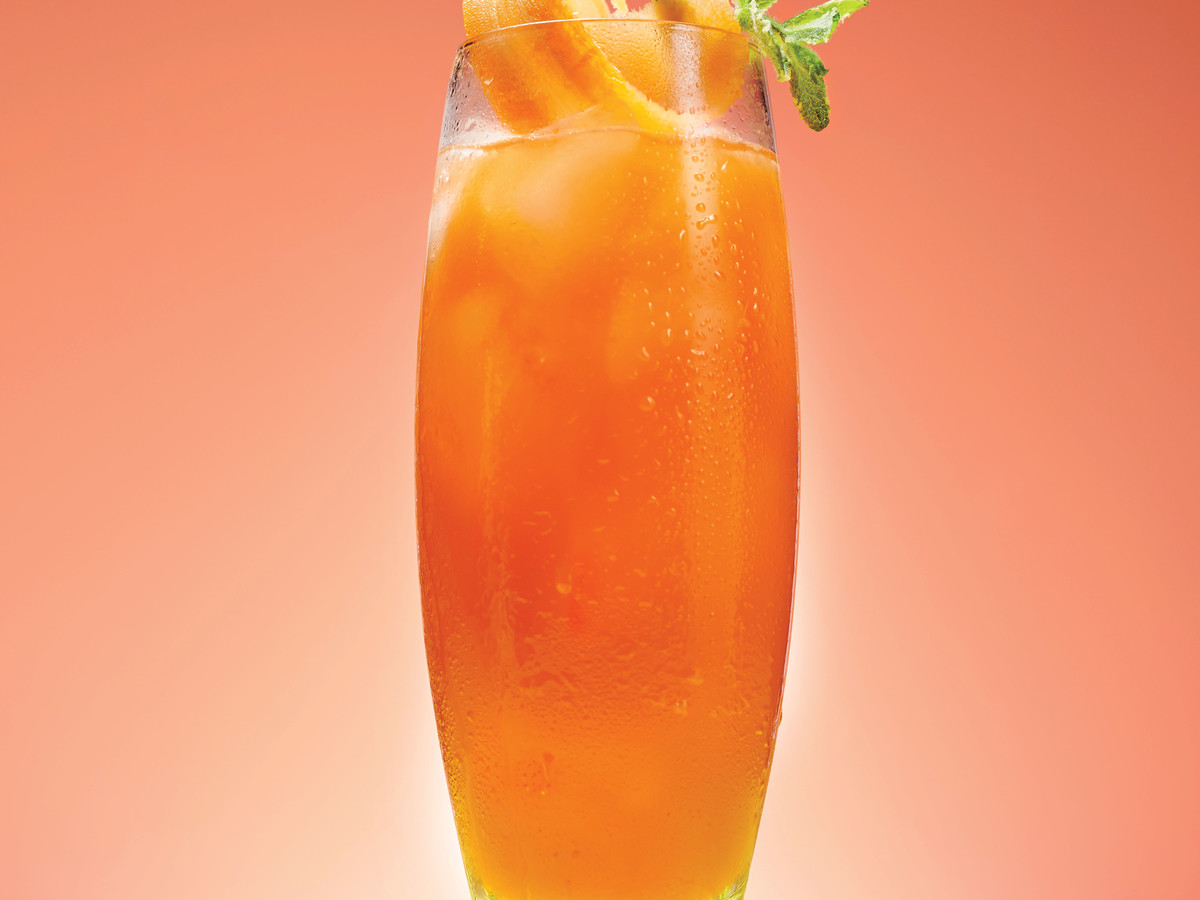 Carrot-Ginger Beer