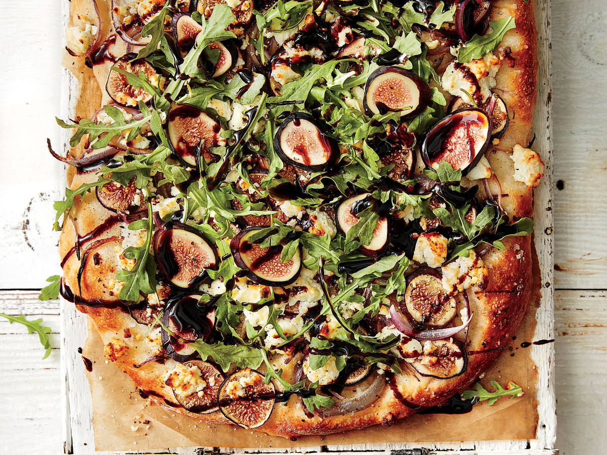 Fig Flatbread