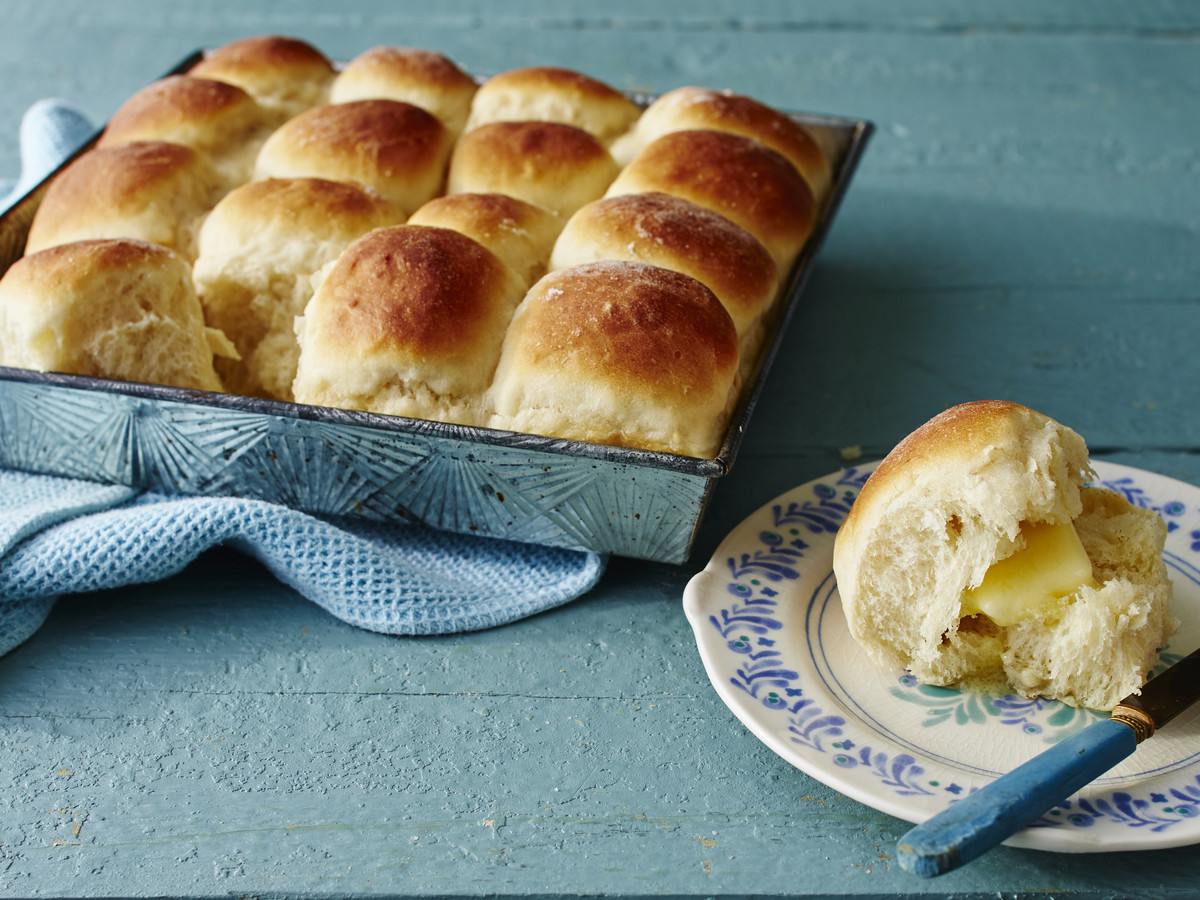 Make-Ahead Yeast Rolls Recipe