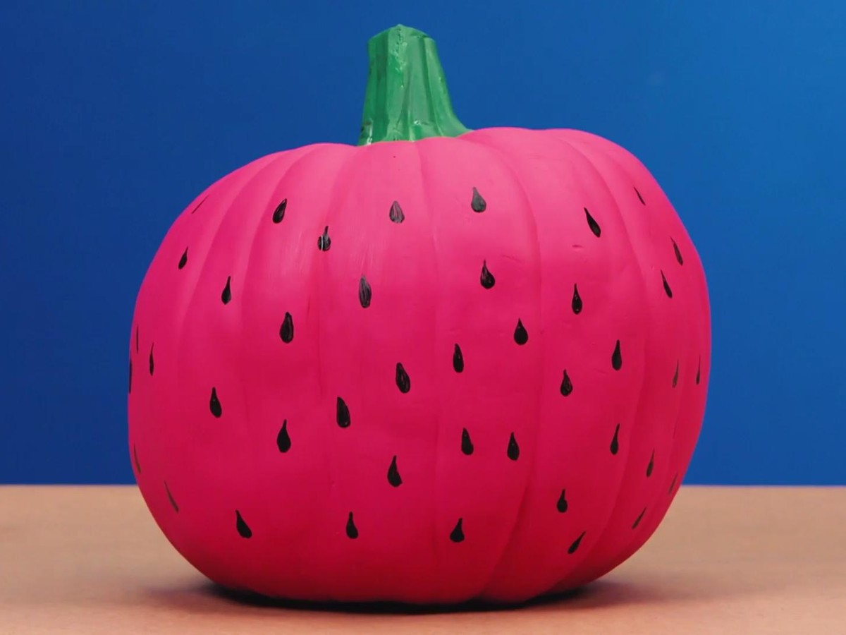 Watermelon Pumpkin Video