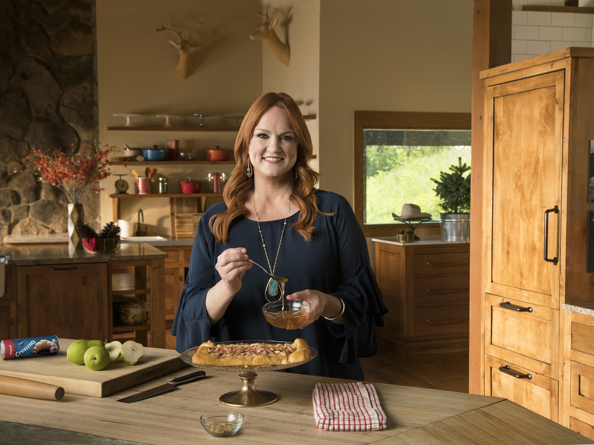 Ree Drummond in Kitchen