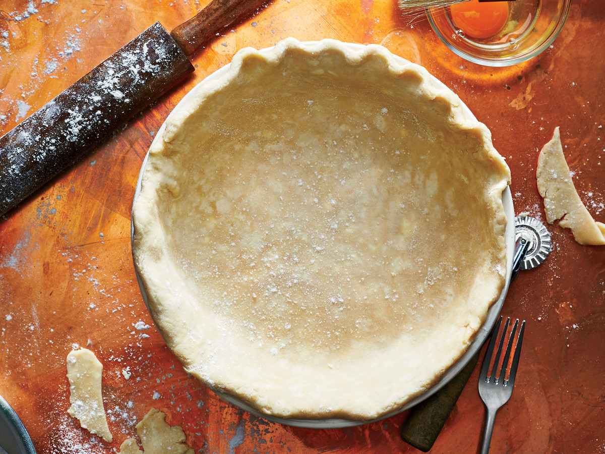 Single-Crust Pie Pastry