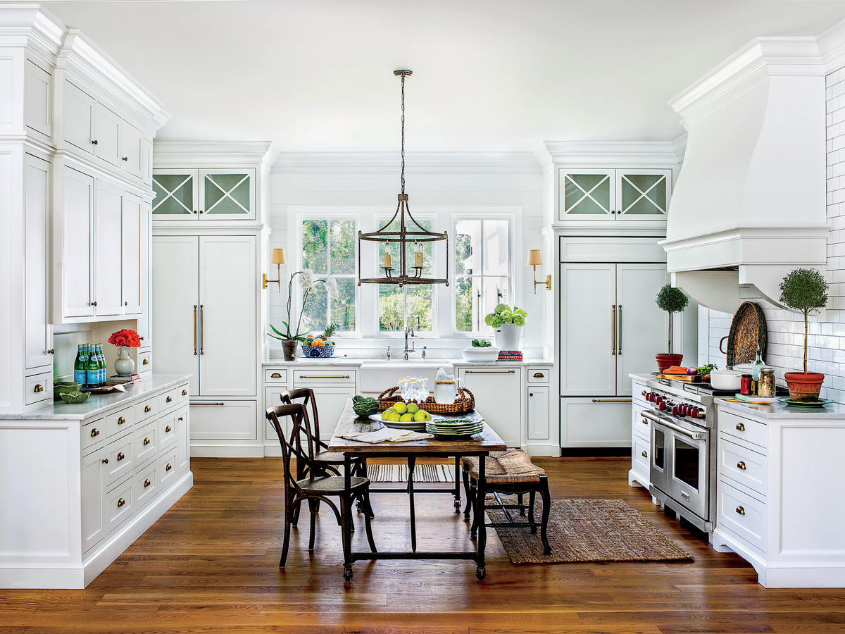 The Biggest Trend in Kitchen Design This Year - Southern Living