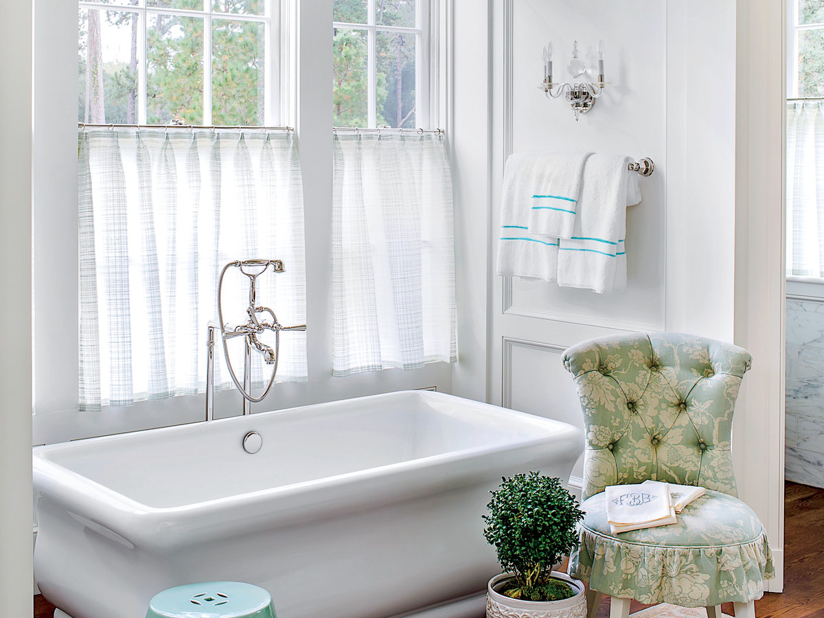 Bathroom Design + Decor Ideas - Southern Living
