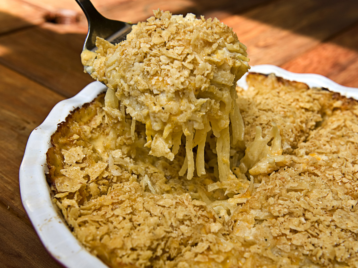 How Funeral Potatoes Got Their Name and Why They're So Delicious