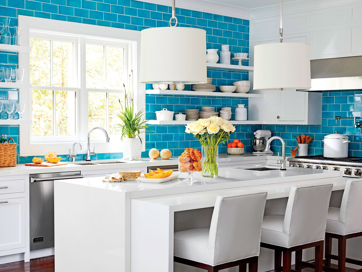 What Everyone Should Know About The All-White Kitchen - Southern Living