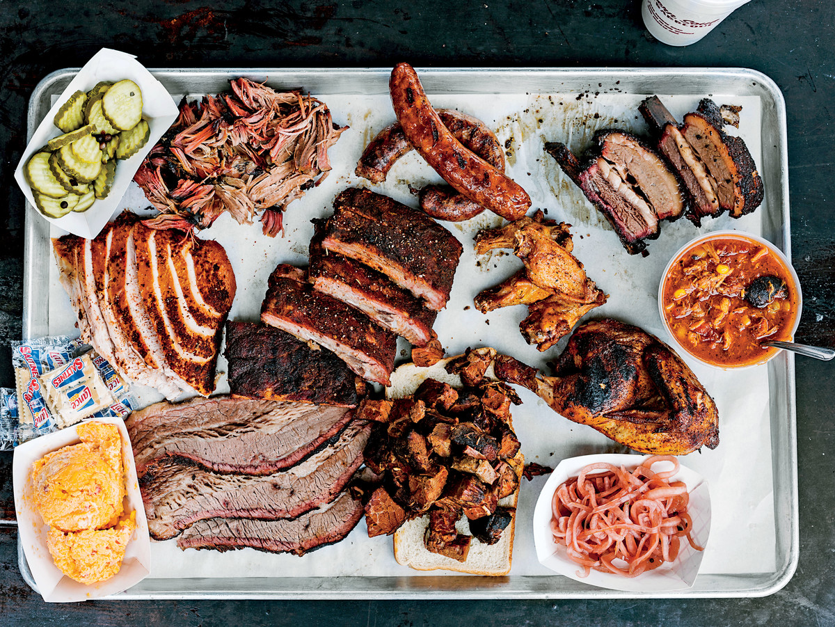 Georgia: Southern Soul Barbeque