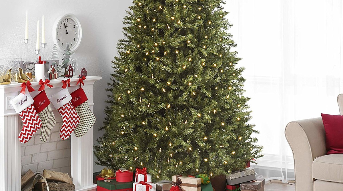 Best Artificial Christmas Trees Tout Image