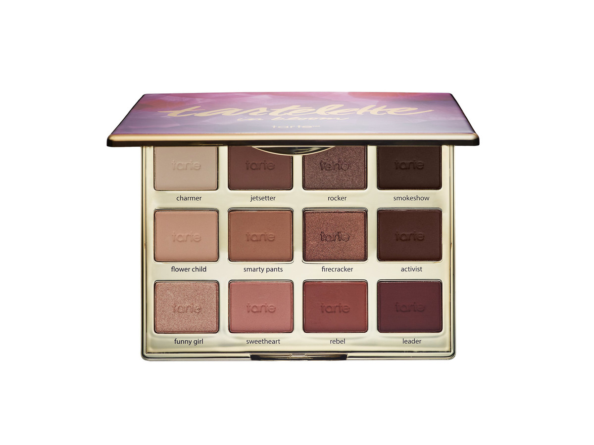 Tartelette In Bloom Clay Eyeshadow Palette