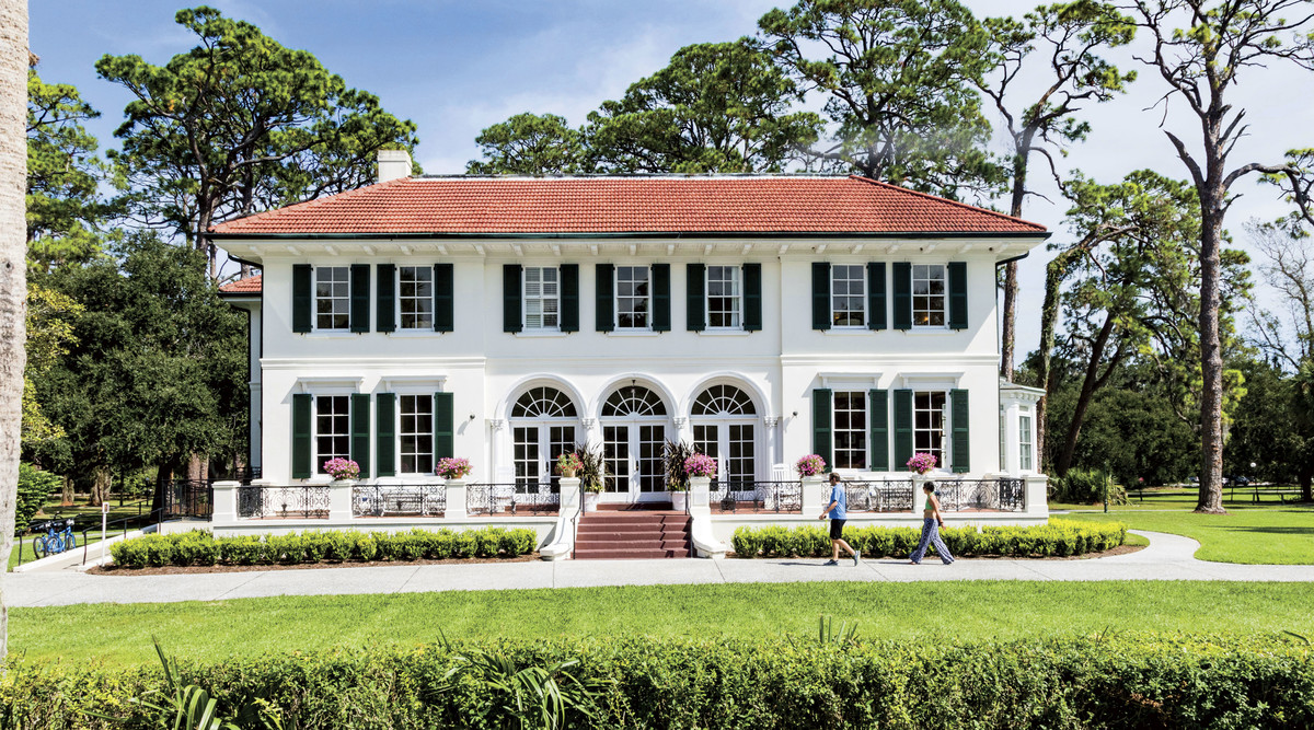 Jekyll Island Club Resort in Georgia