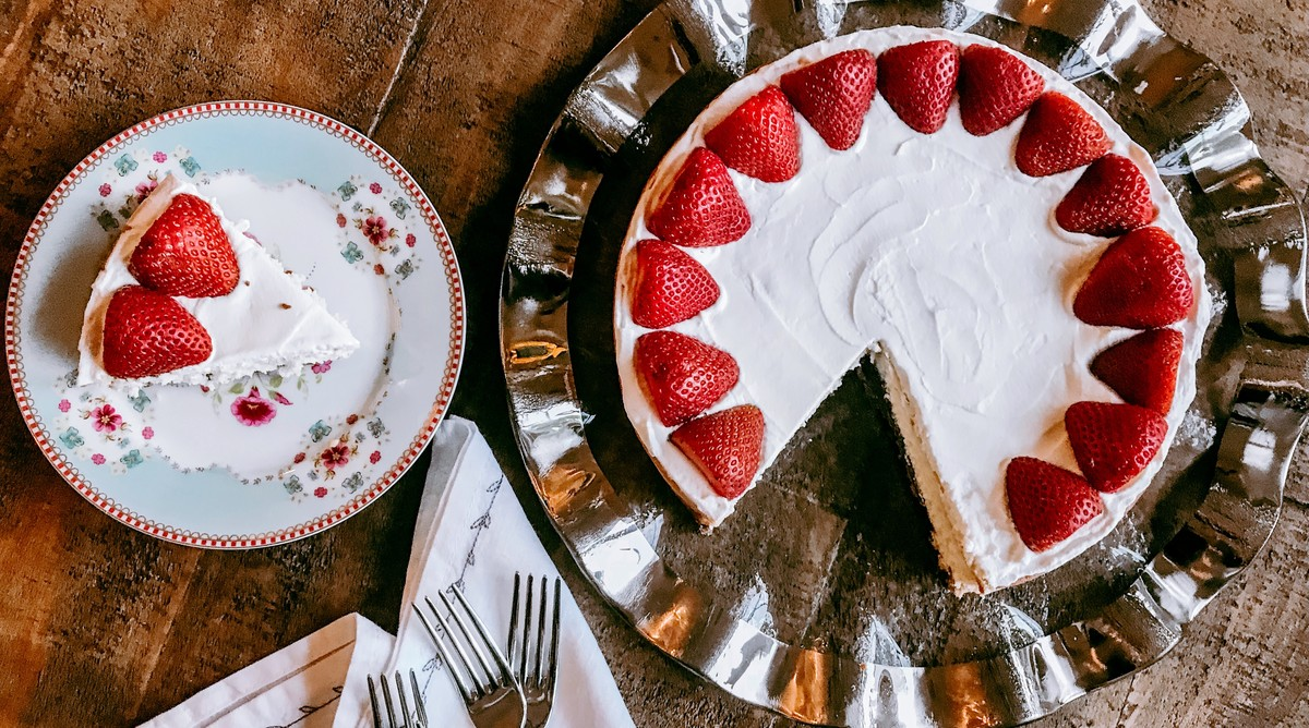 Nancy's Passover Cheesecake