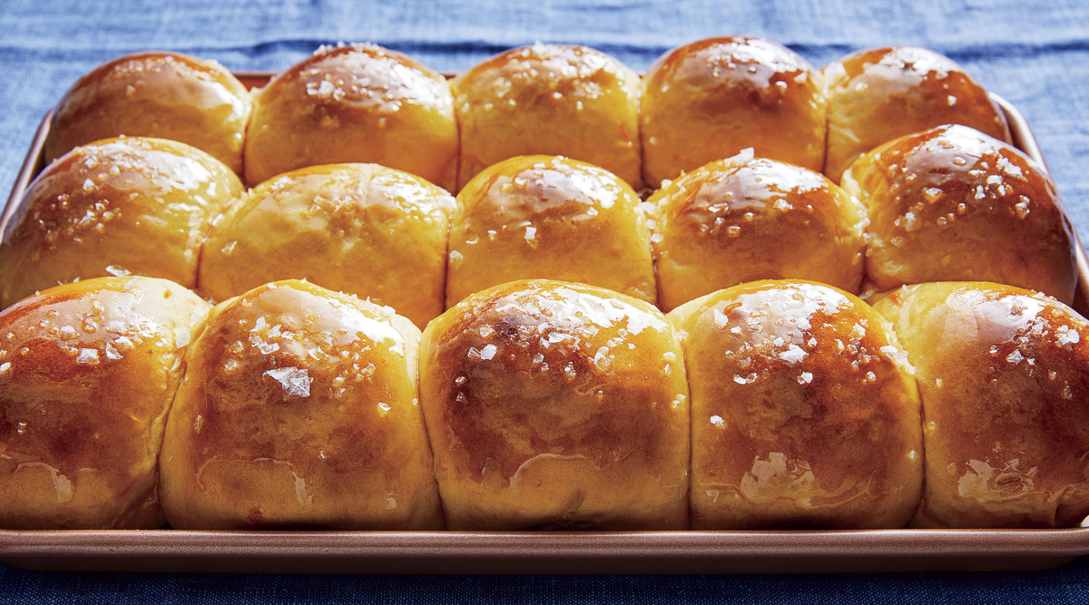 Sweet Potato Rolls Recipe
