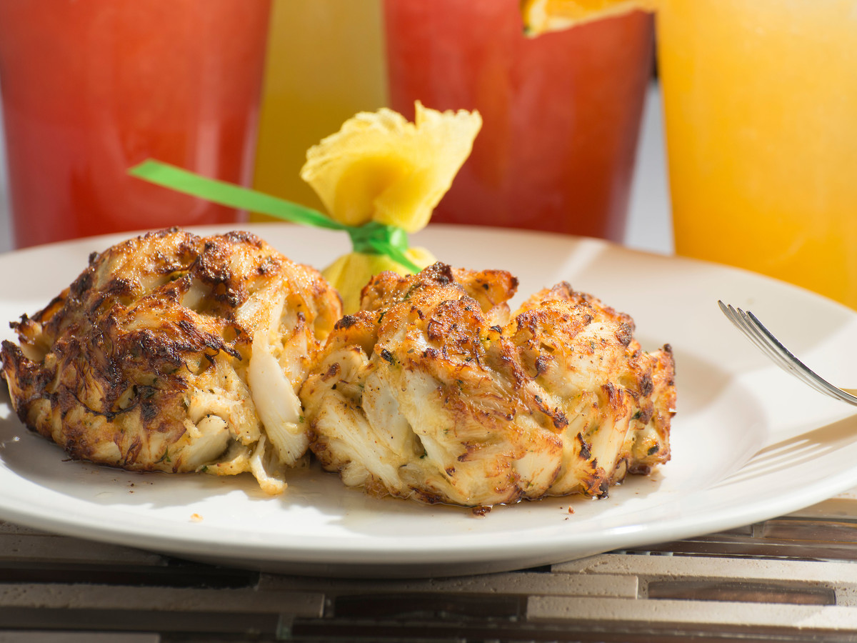 """Is there a Mecca for crab cakes? If so, this might be it: For more than four decades this Baltimore institution founded by Demetrios """"Jimmy"""" Minadakis has been known as a crab cake lover's pilgrimage. The recipe is homemade, passed down over gene..."""