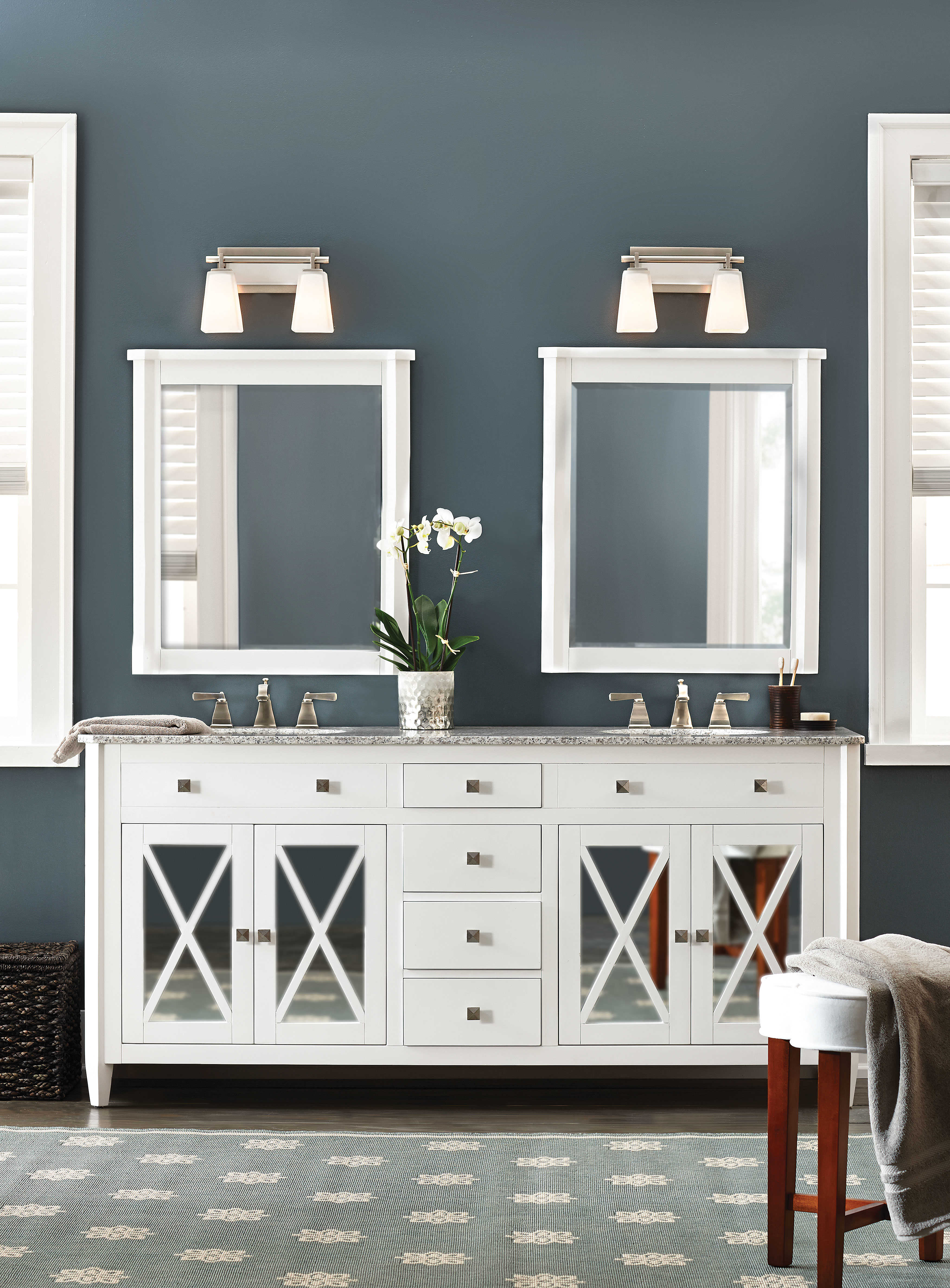 bath vanities from home decorators collection southern living - Home Decorators Vanity