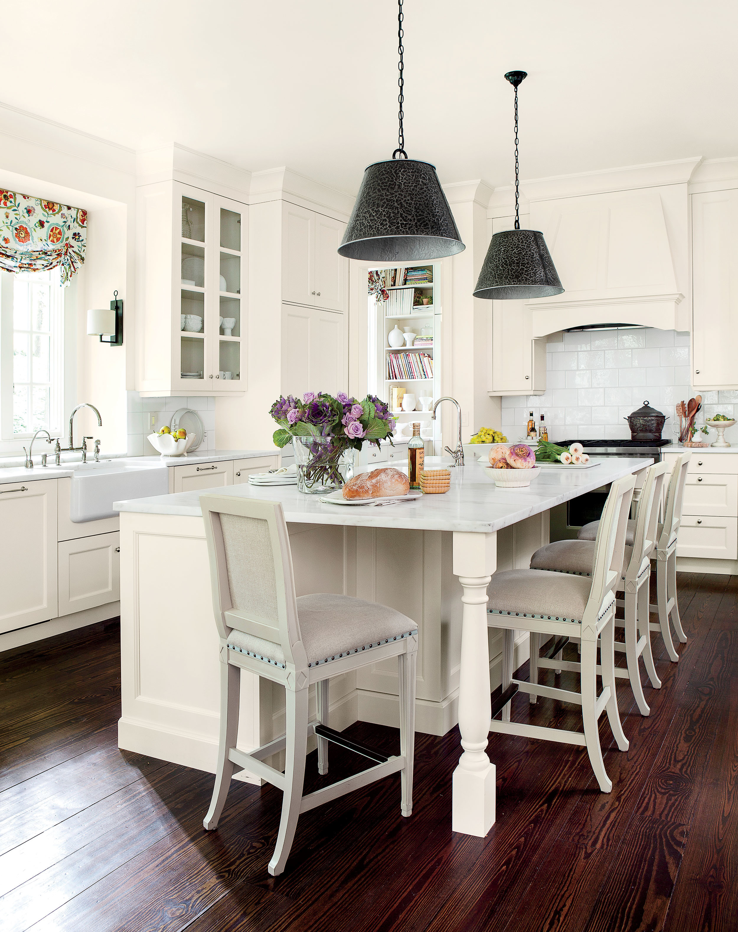 Southern Living Kitchens Lighten Up Kitchen Update Southern Living