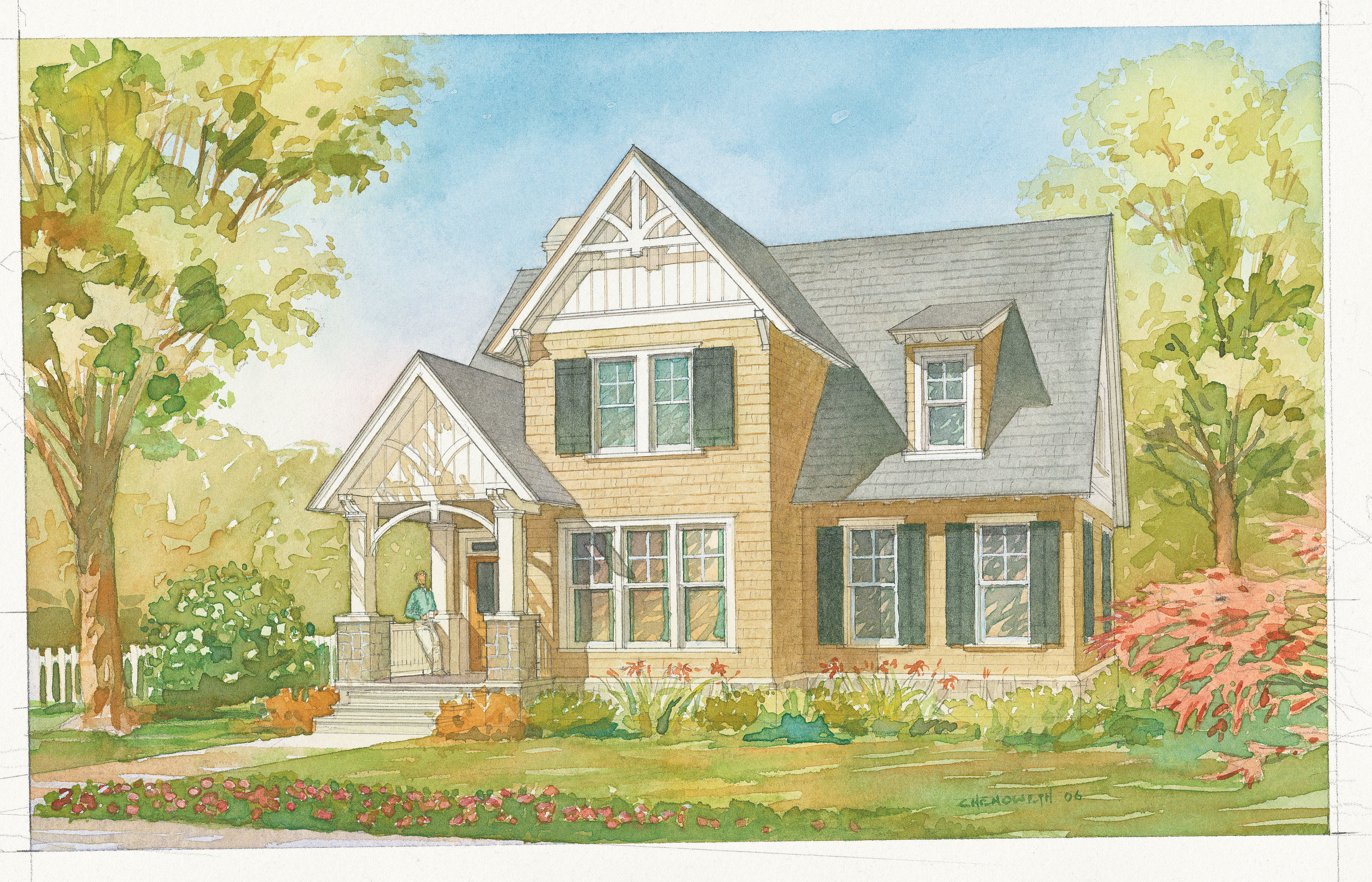 Small House Plans For Senior Living
