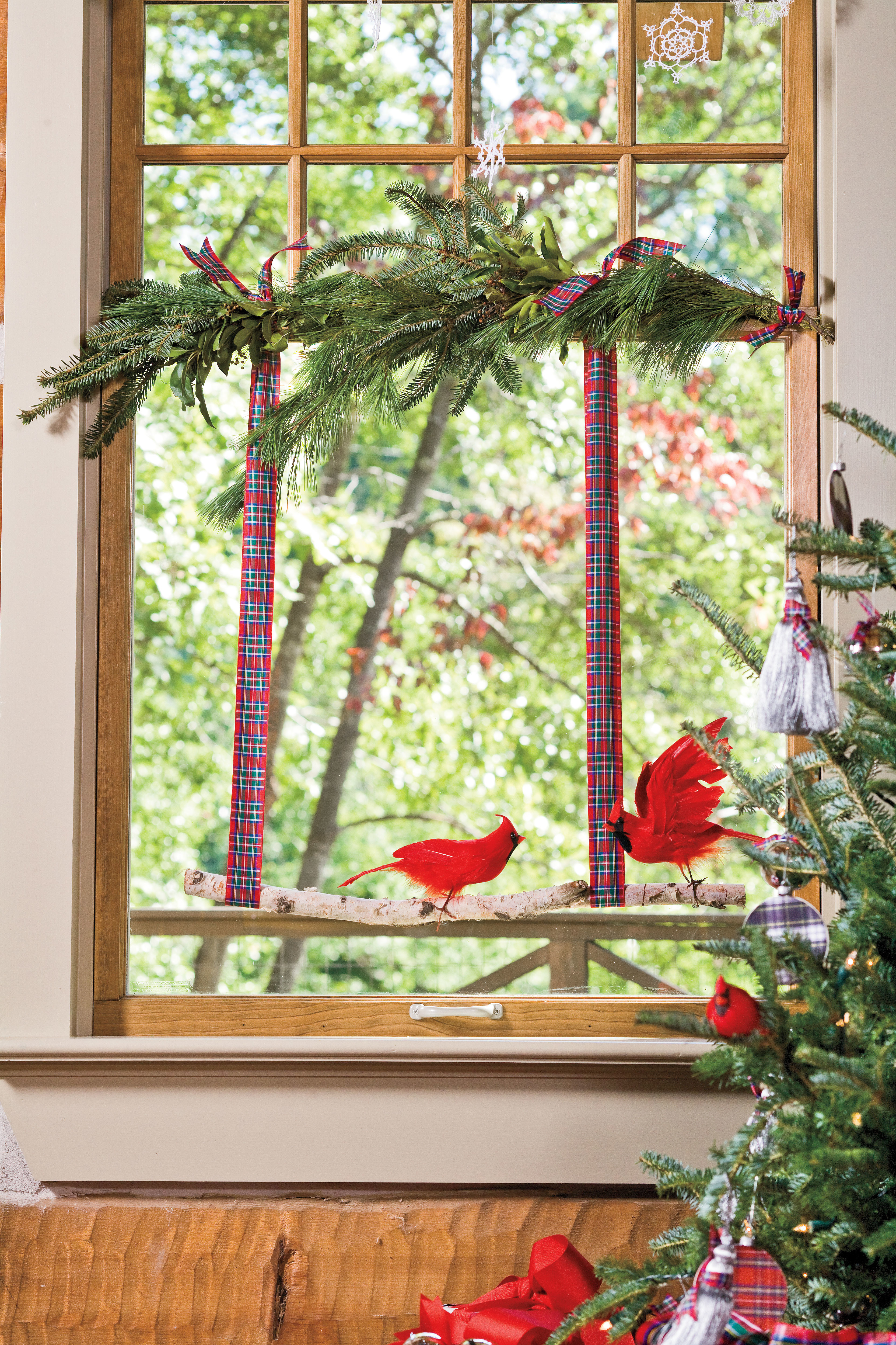 Cajun Kitchen Decor Hang Decorations In Windows 100 Fresh Christmas Decorating Ideas