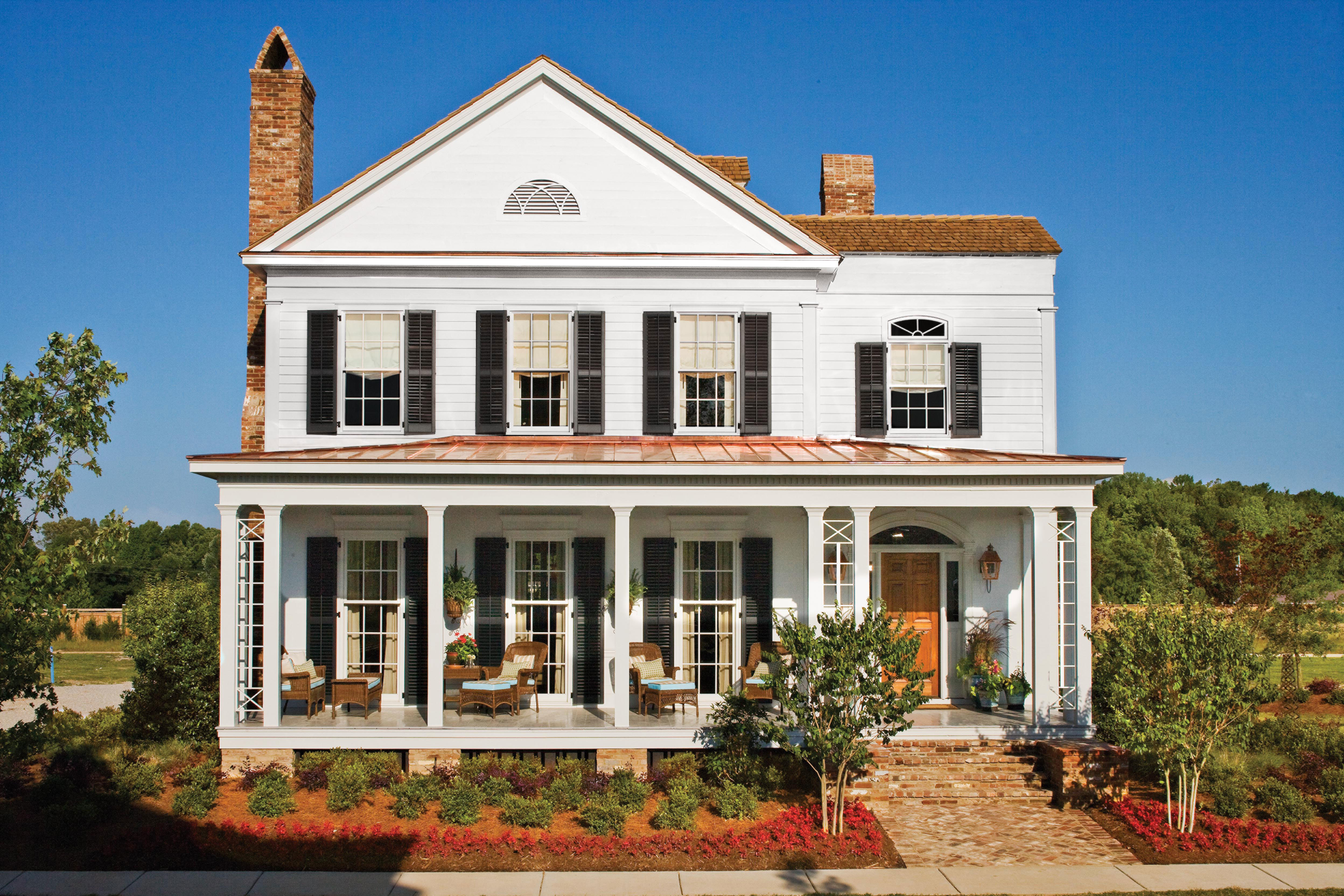traditional house plans with porches escortsea