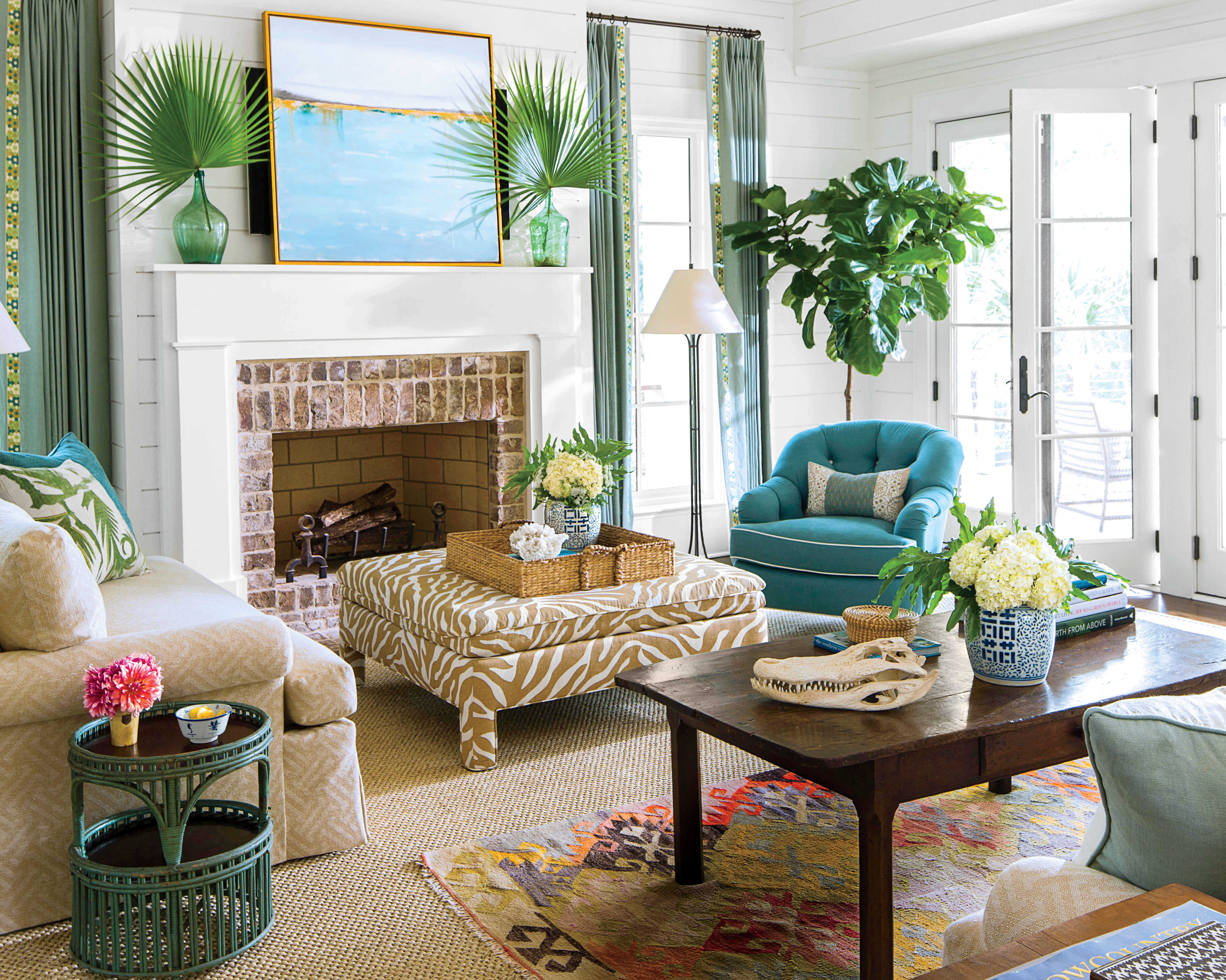 . 106 Living Room Decorating Ideas   Southern Living