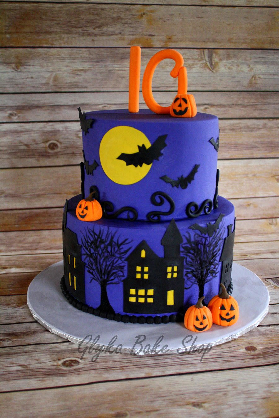 Halloween Bundt Cake Decorations 13 Ghoulishly Festive Halloween Birthday Cakes Southern Living