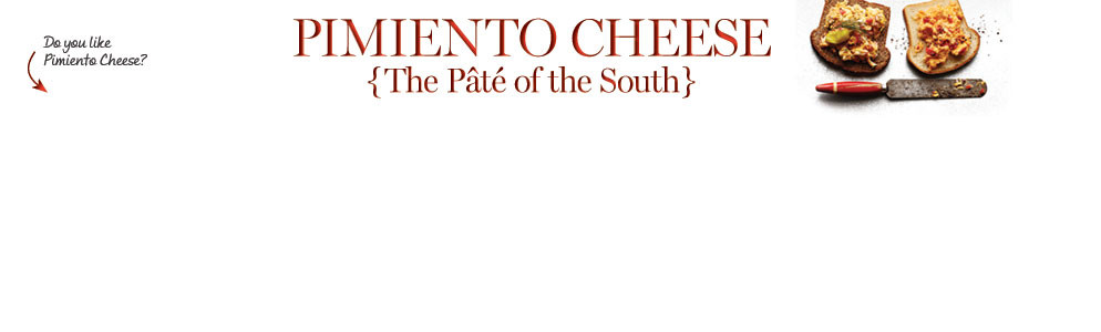 1202 Pimiento Cheese Spread Recipes Banner