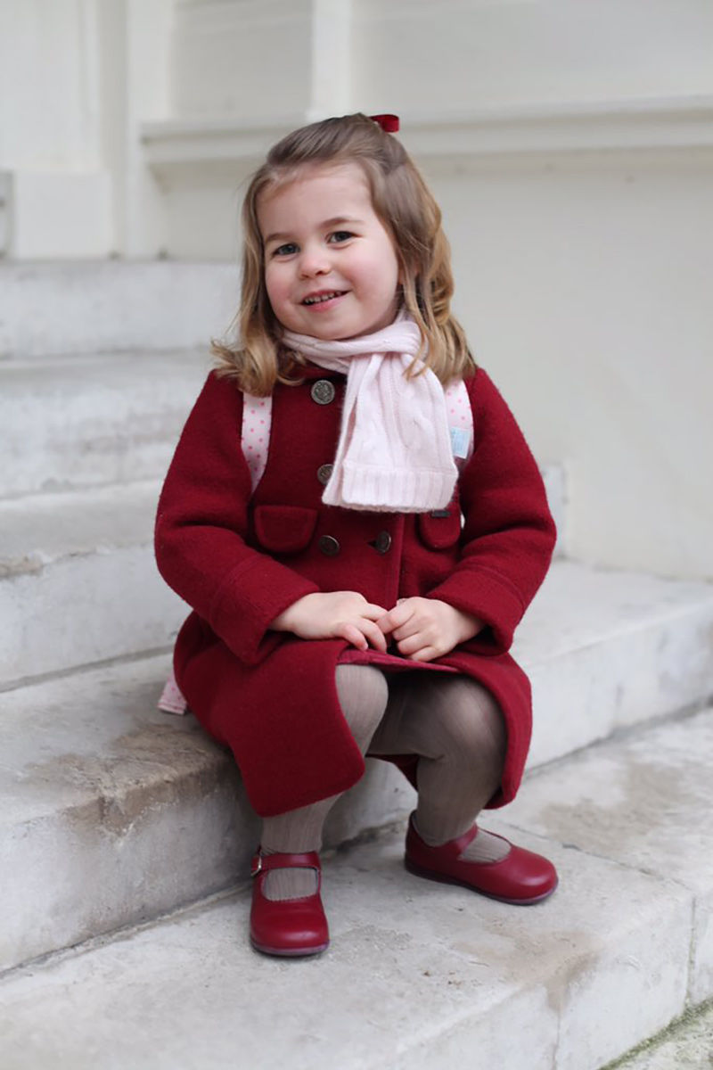 4 Classic Pieces of Clothing Worn by the Royal Kids