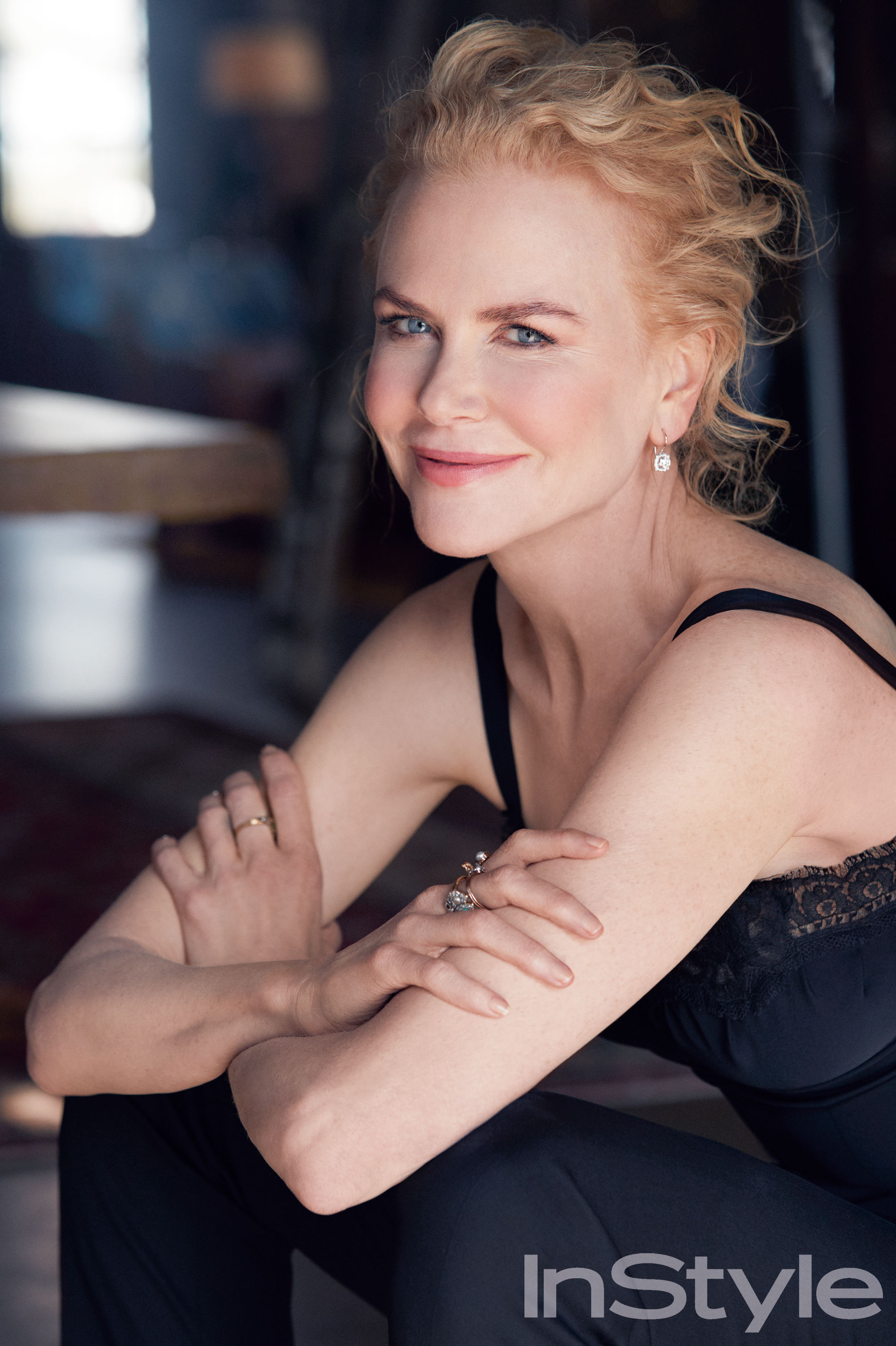 Nicole Kidman Isn't into Wrinkles, but Thinks Everything Else Gets Better With Age