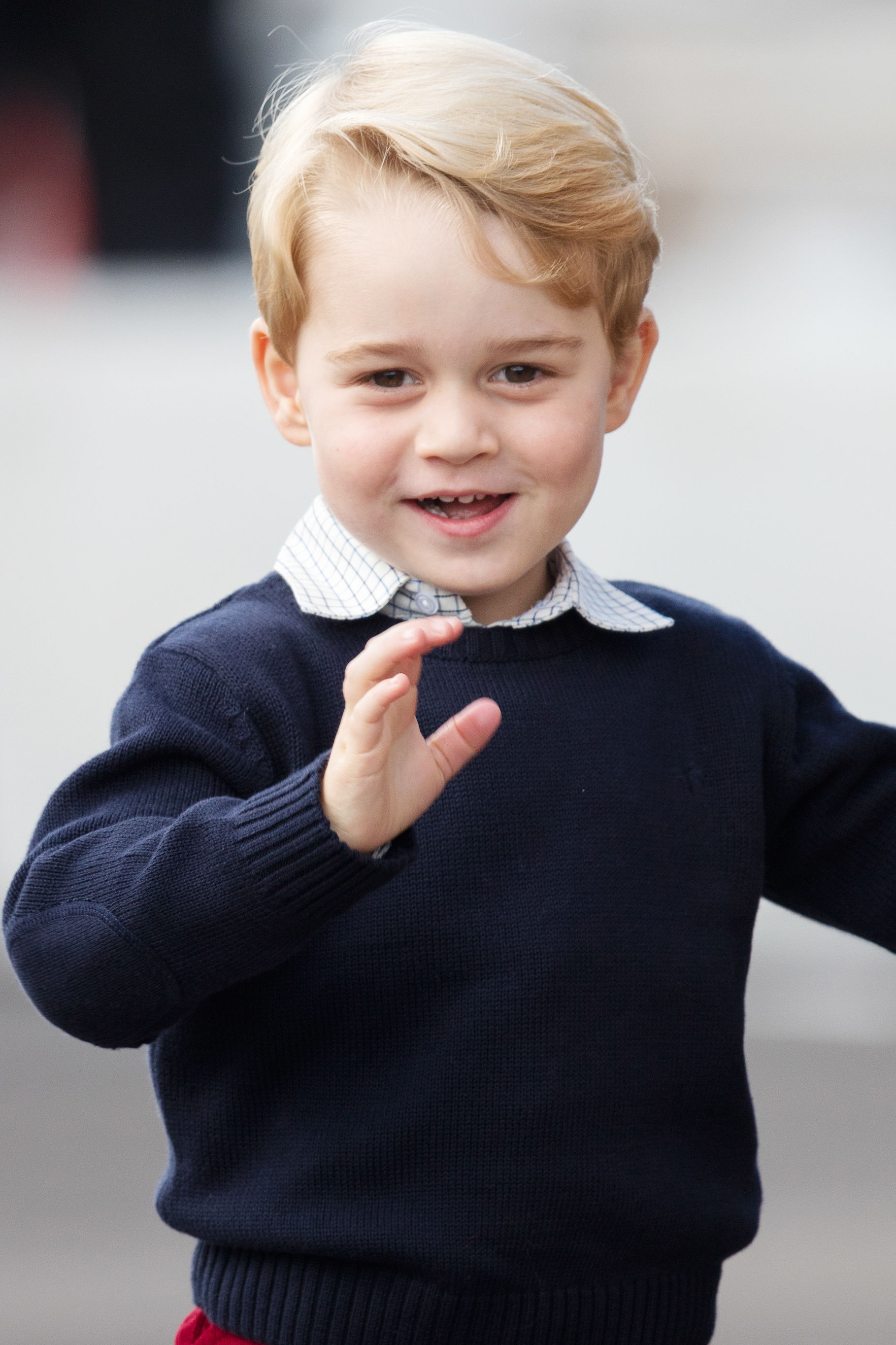 Prince George Portrayed a Surprising Character in His First School Nativity Play