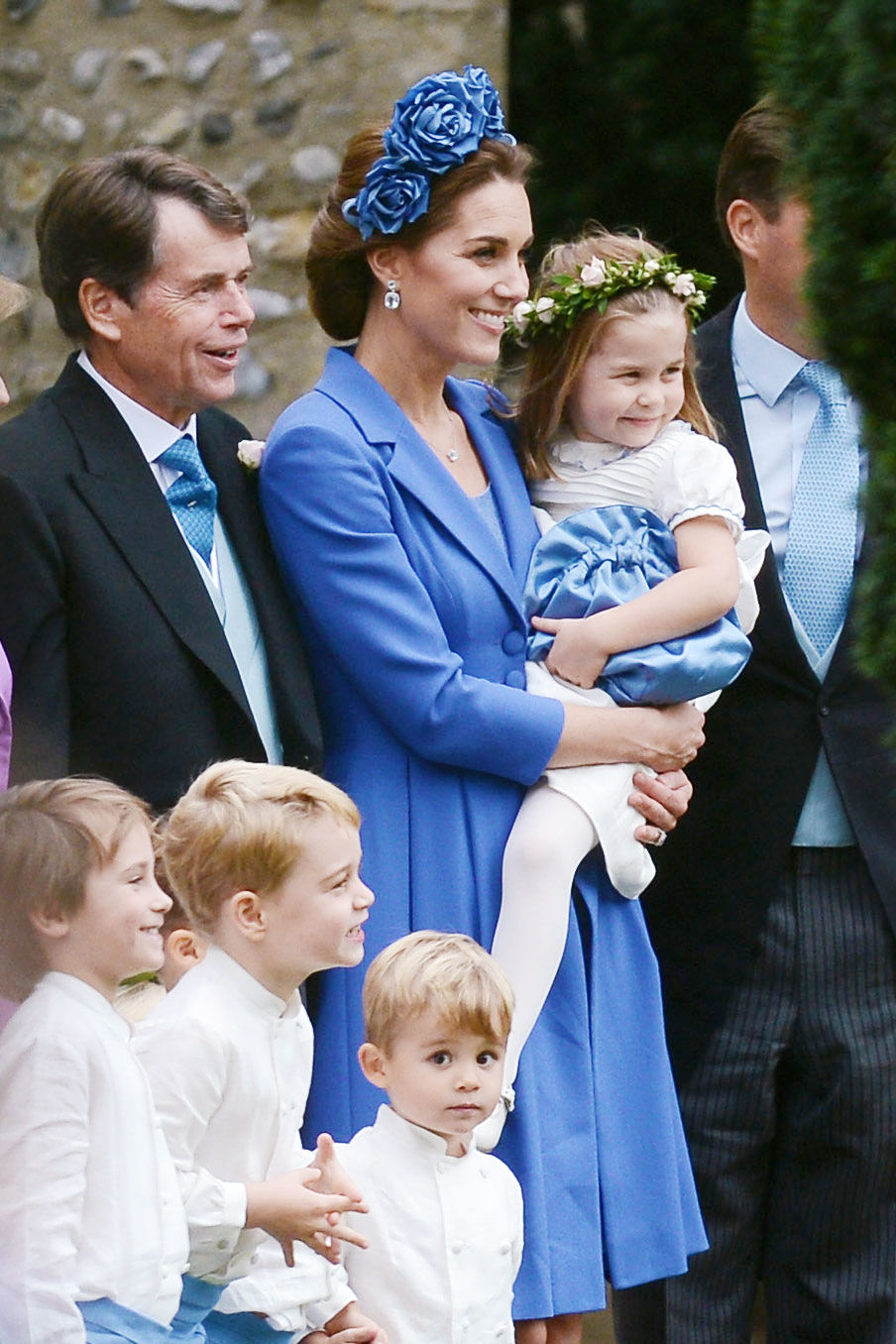 Princess Charlotte Was Caught Stealing, and It's a Prince Harry Situation All Over Again
