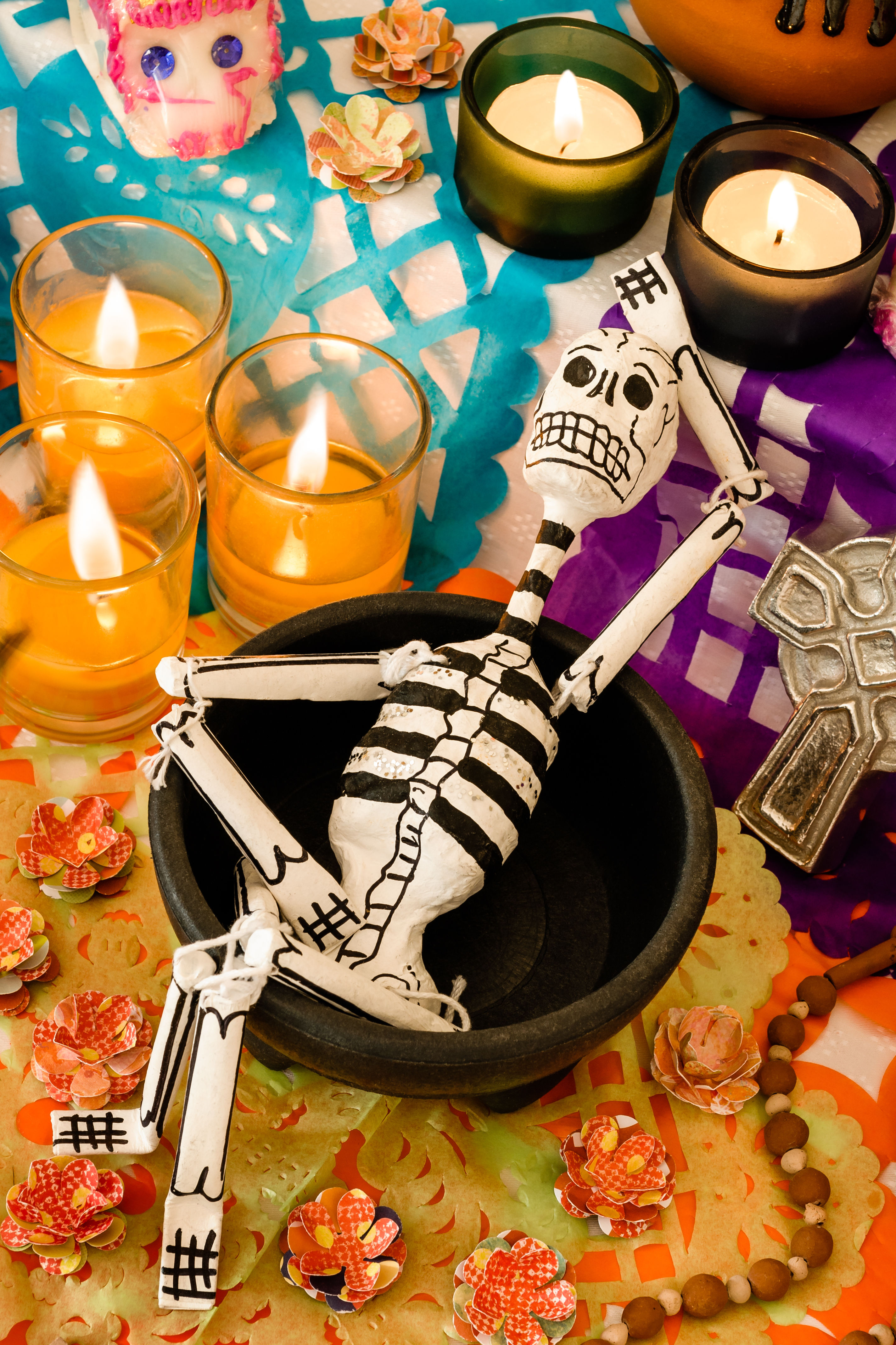 Crazy-Delicious Day of the Dead Food Ideas
