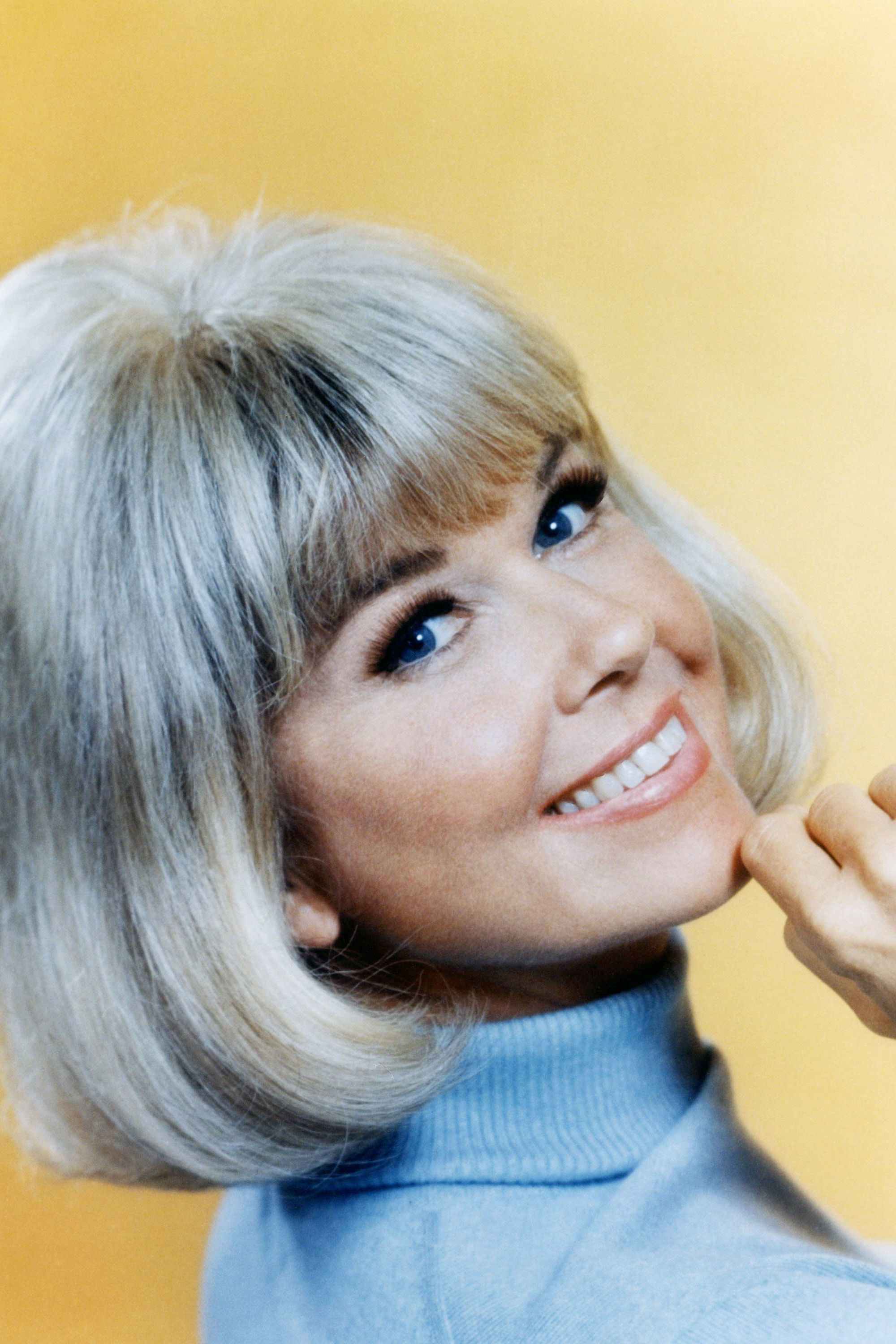 Doris Day Finds Out She's Two Years Older Than She Thought on Her 95th Birthday