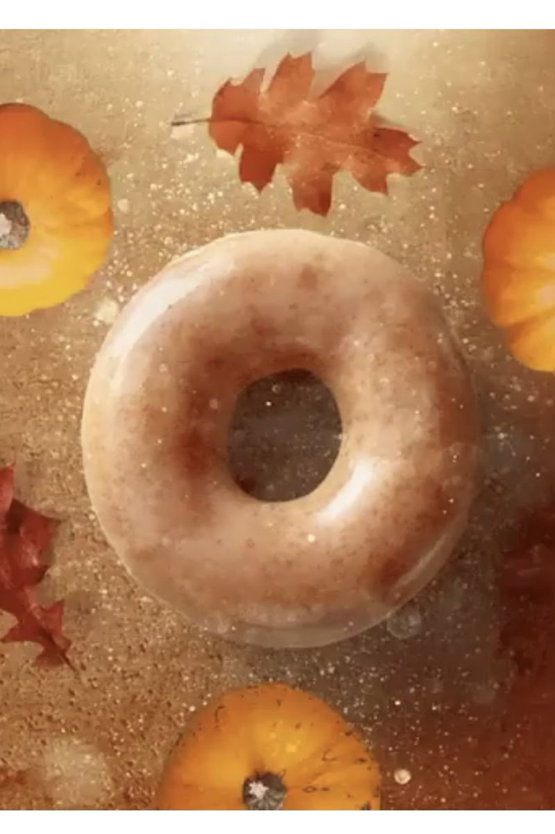 WATCH: These Doughnuts Were So Popular, Krispy Kreme Is Releasing Them Again