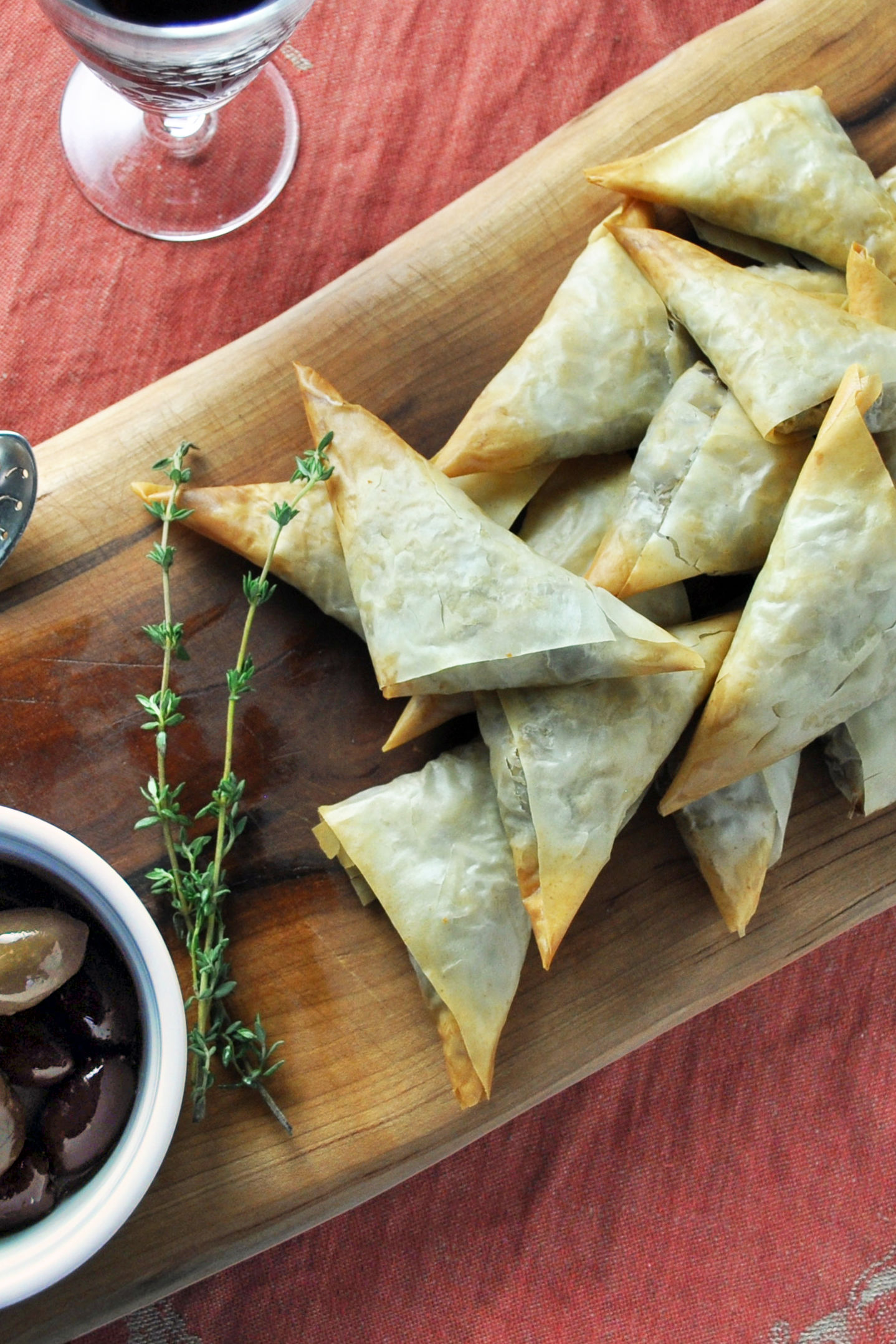 Master Phyllo Dough With This Easy Party Snack