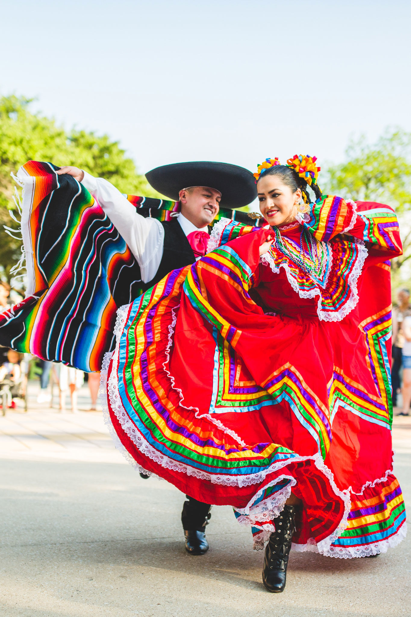 This Texas Town Is Celebrating 300 Years With A City-Wide Fiesta