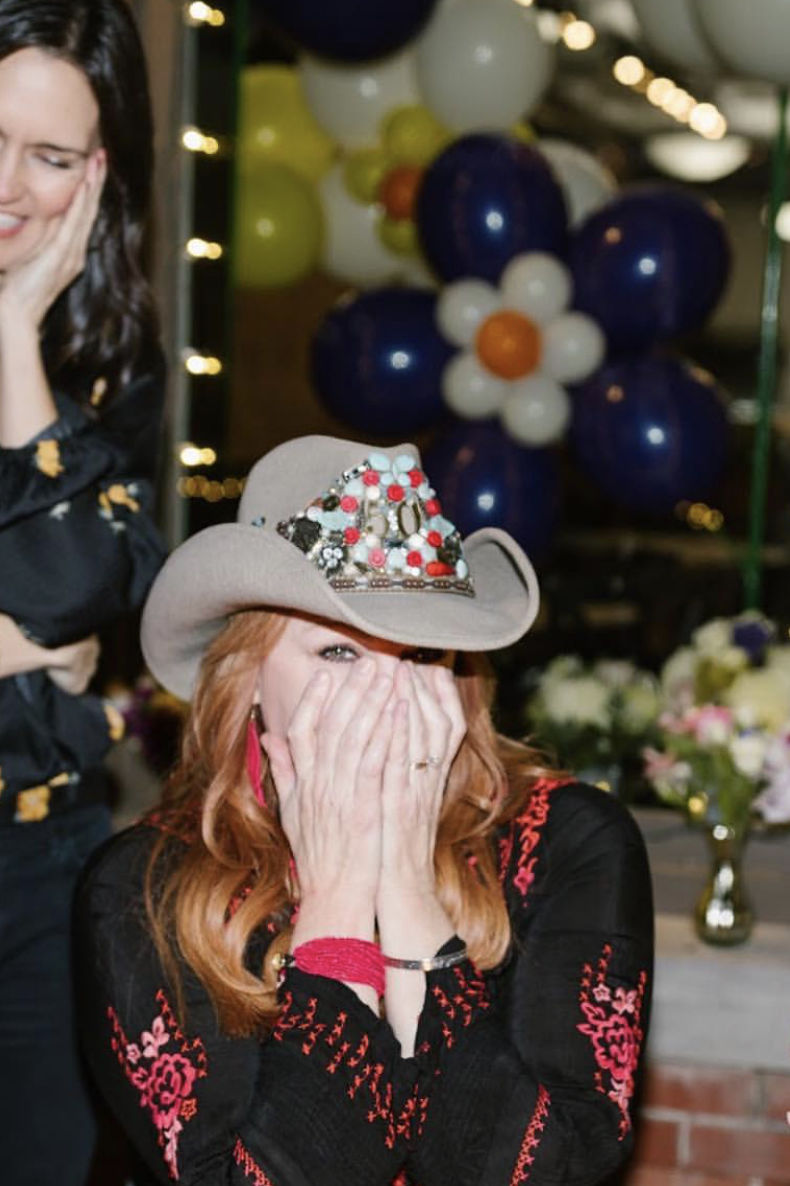 Ree Drummond's Hubby Ladd Throws Epic Surprise Birthday Party for the Pioneer Woman