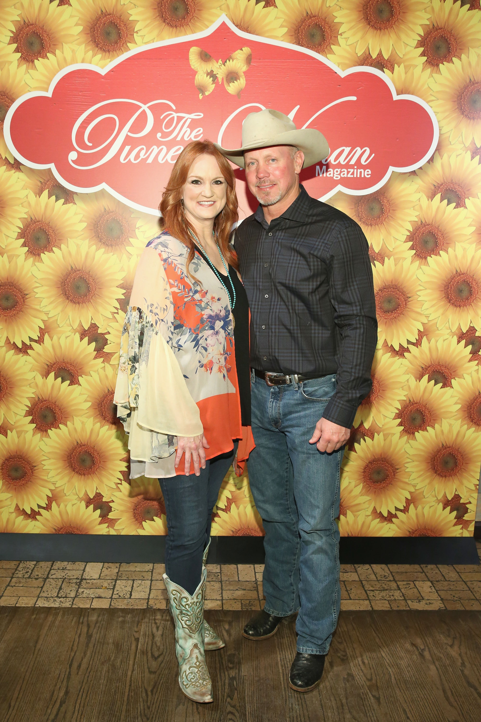 See the Gorgeous Selfie Ree Drummond Sent to Hubby Ladd