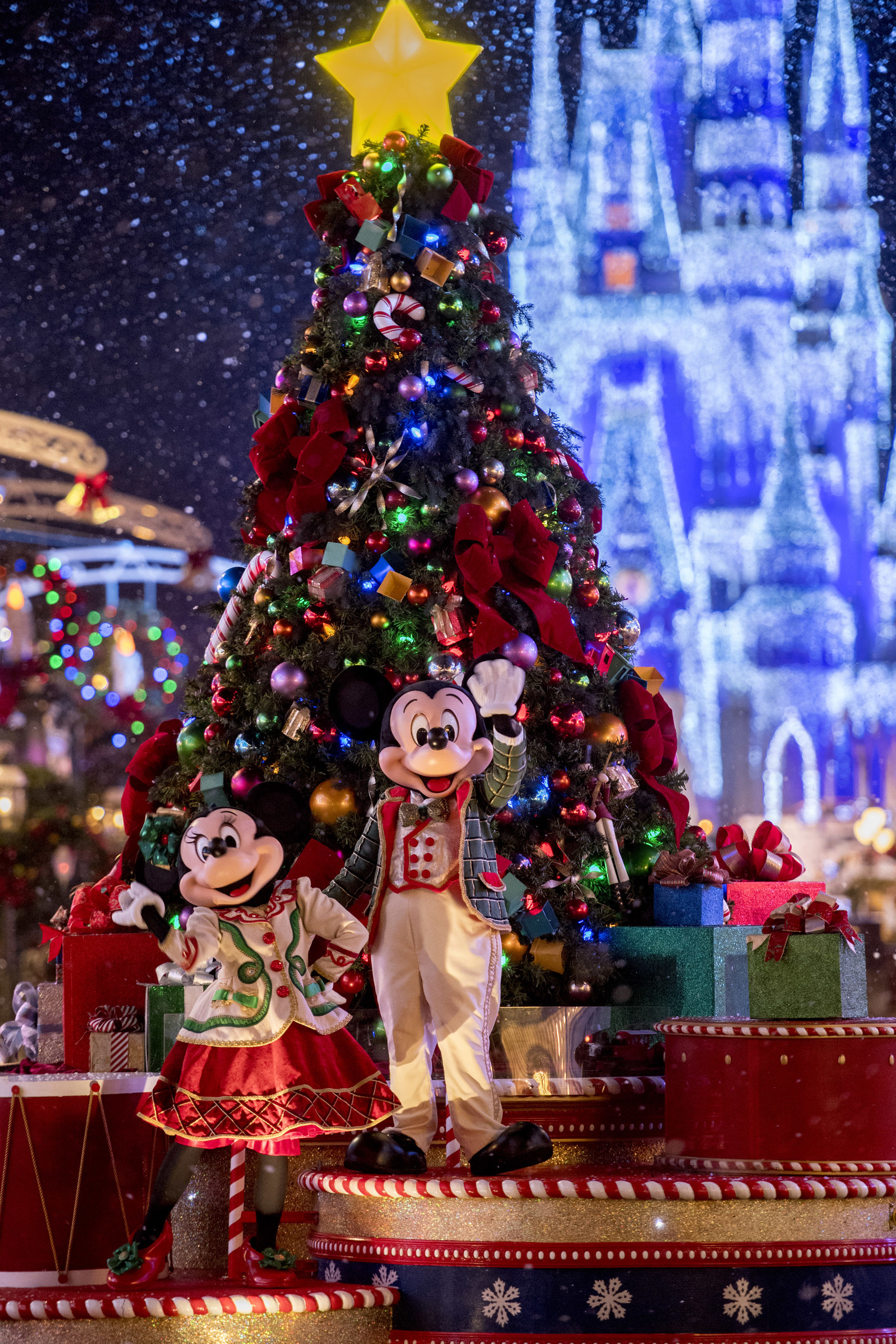 Disney World Just Released Tickets to Their Biggest Christmas Event of the Year