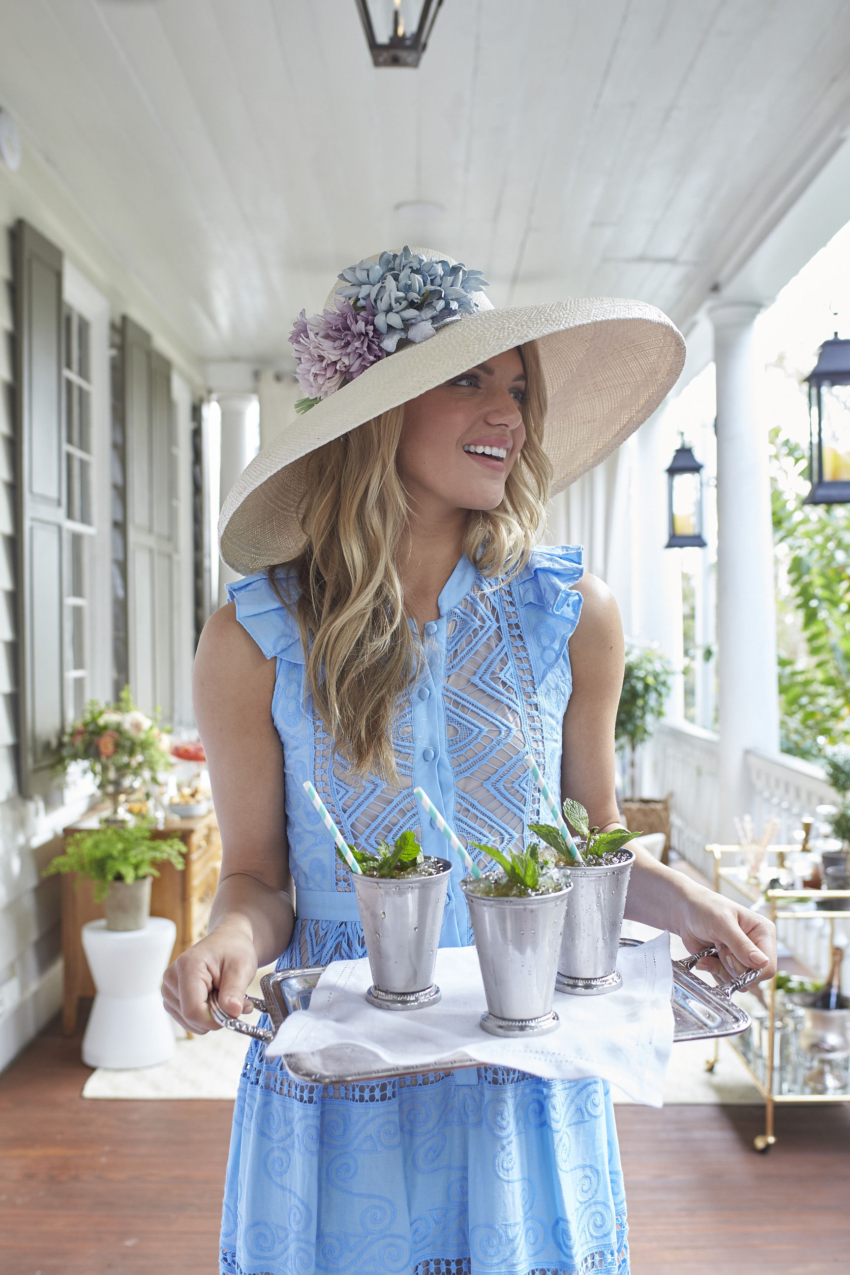 The One Thing Every Southern Hostess Should Do When She's Caught Unprepared