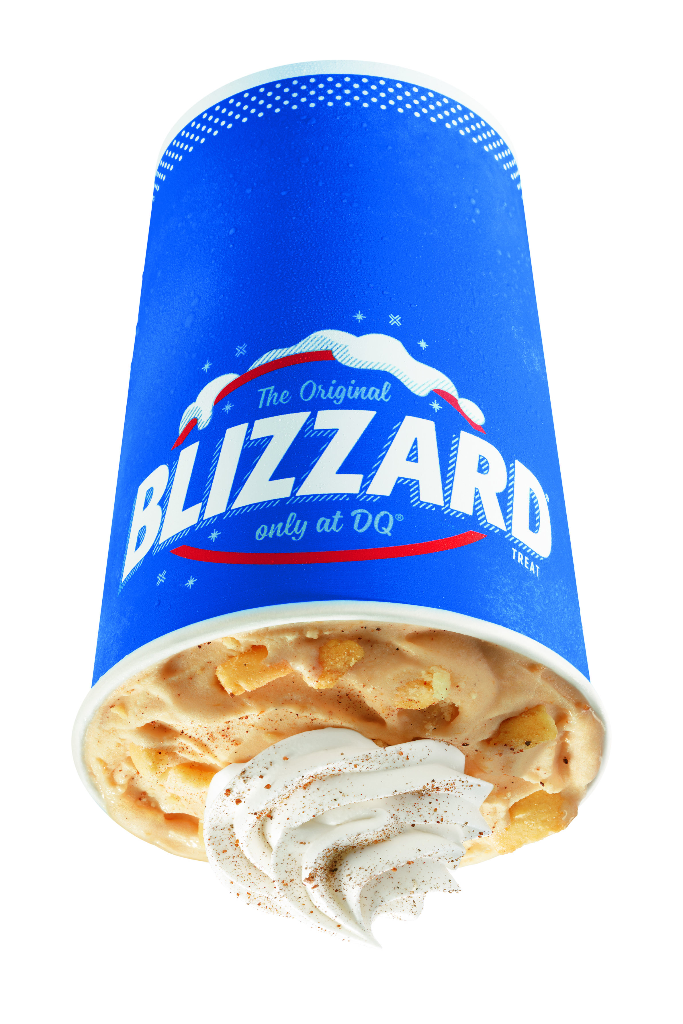 WATCH: Coming Soon to a Dairy Queen Near You: Pumpkin Pie Blizzard Returns