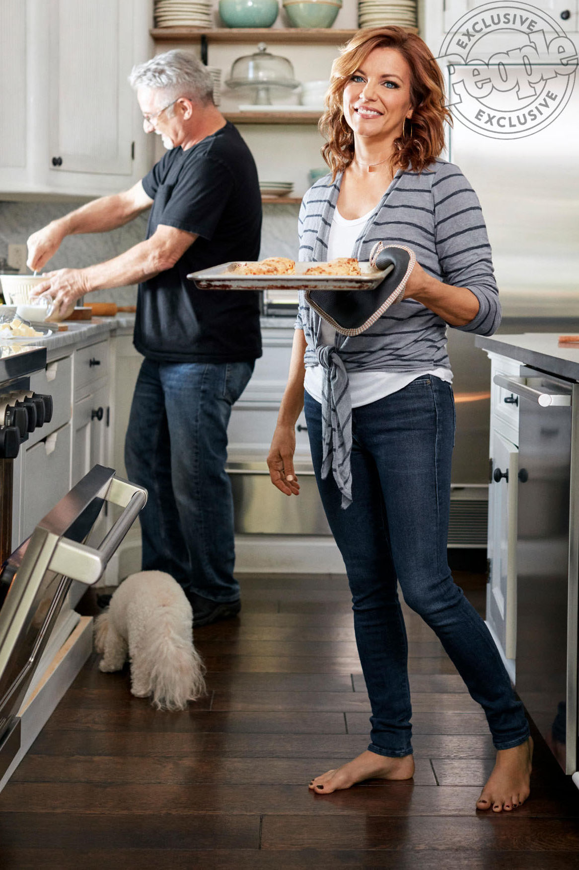 Martina McBride on What's Inspired Her New Cooking Career: 'It Had the Biggest Influence on Me'