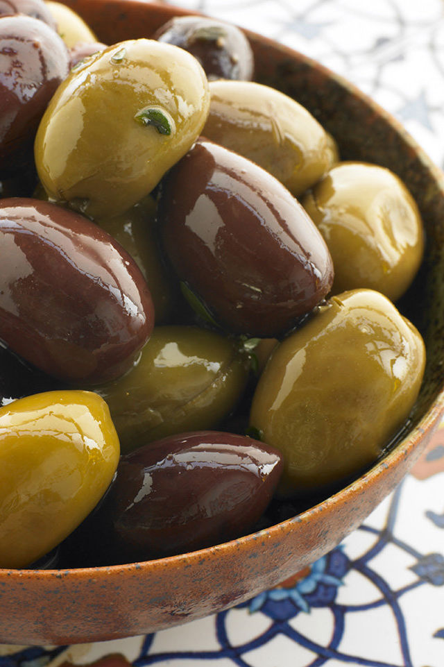 How to Pit Olives Like a Pro