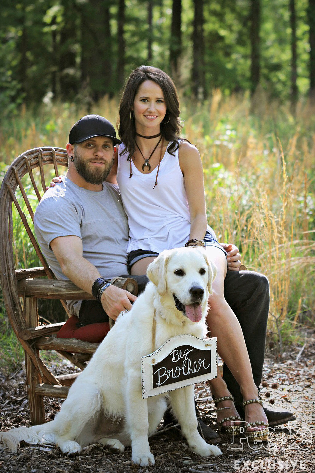 Baby (Finally) on the Way for Brantley Gilbert and Wife After Fertility Struggle: 'It's an Answer to a Prayer'