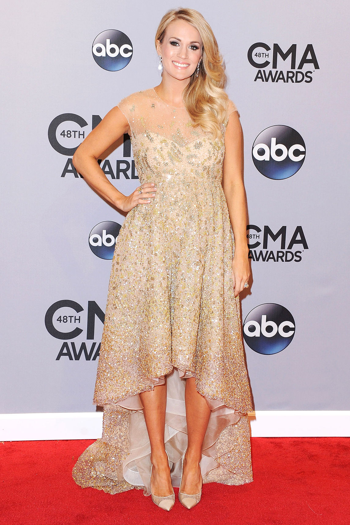 Carrie Underwood Imagines Her Life as a Mom of 2: 'It's Going to Be a Different Ball Game'