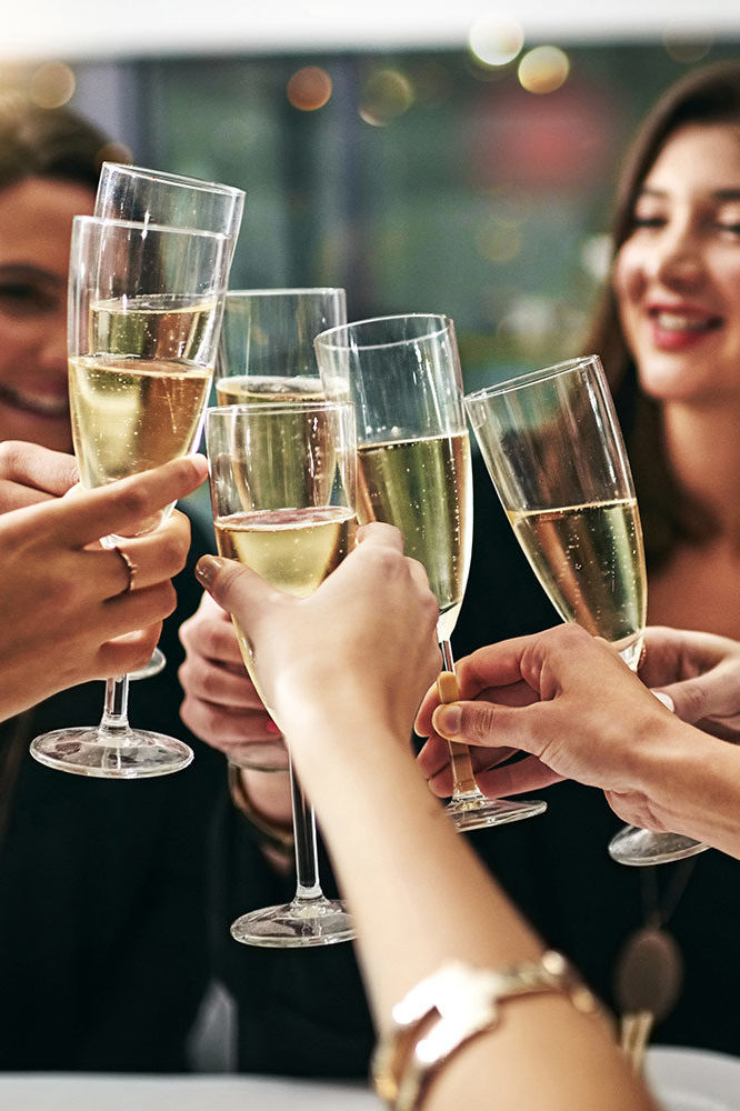 The One Mistake You're Making When Hosting a New Year's Eve Party